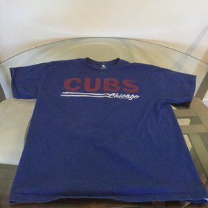 Chicago Cubs Blue MLB Genuine Merchandise T-Shirt